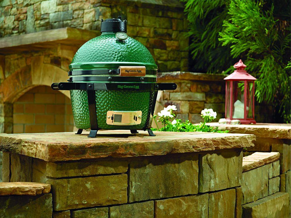 Big Green Egg Smoker Grills And Accessories Aqua Pros
